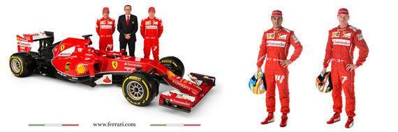 フェラーリ、2014年用F1マシン「F14