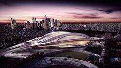 屋根がないなら壊さなきゃ良かったのに...新国立競技場。