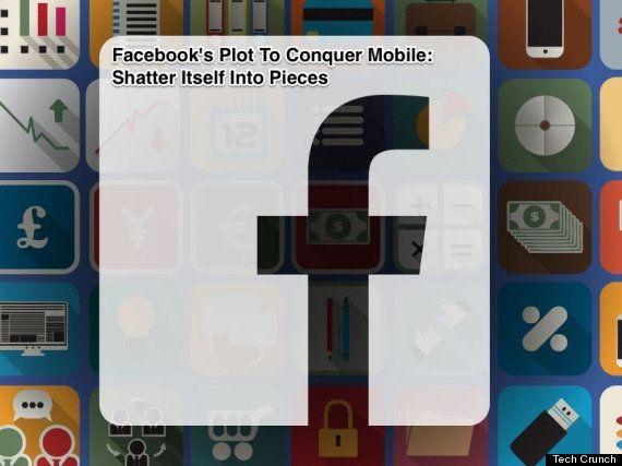 Facebook、ネット時代の「新聞」を目指して「Paper」をリリース