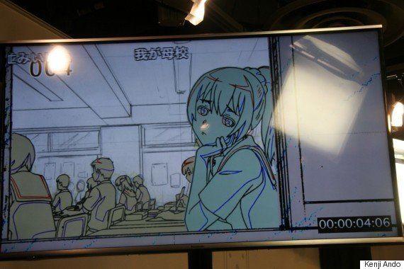 女子高生がアニメ監督に「人生の宝物になった」原発事故から復興する郷土を描く