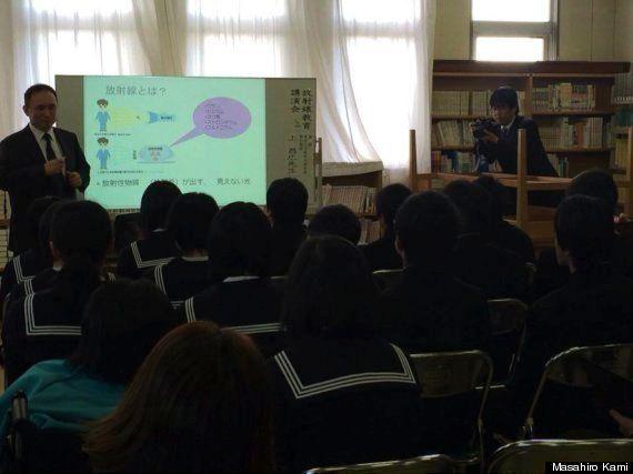 放射線風評被害といかに闘うか:相馬市の学校の試み