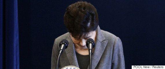 失意の朴槿恵・前大統領、コメント一切なし。公邸も退去せず