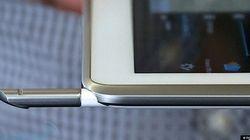 サムスンの新タブレットは高解像度、12型Sペン対応と10型