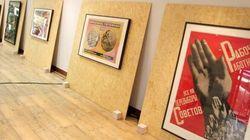 「BA-TSU」のデザイナー「松本瑠樹」の世界的なポスター・コレクション