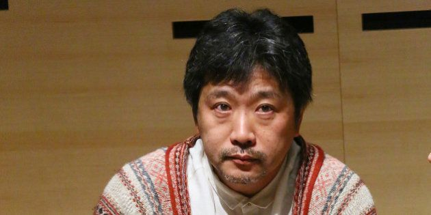 NEW YORK, NY - SEPTEMBER 29: Director Hirokazu Kore-eda attends 'Like Father, Like Son' panel at Elinor...