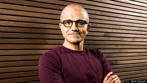 サトヤ・ナデラ執行副社長がMicrosoftの新CEOに就任―ビル・ゲイツはテクノロジー・アドバイザーに