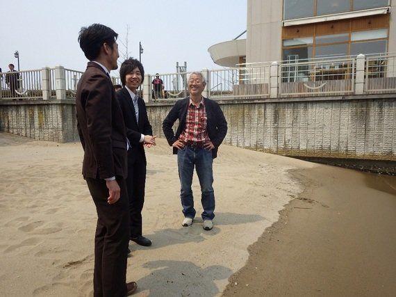 【2020年度までの完成が目標】青森駅前にビーチをつくる。けん引するのは、高2でNPOを立ち上げた現役慶大生