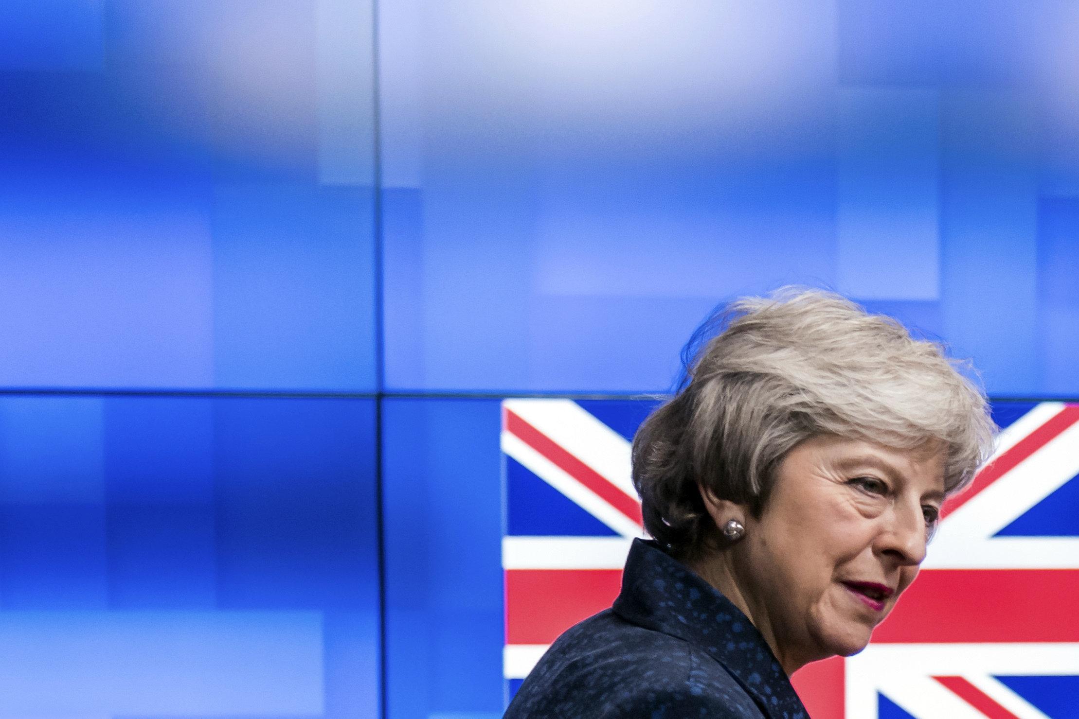 영국 기자가 우연히 엿듣게 된 메이 총리의 '진짜 브렉시트
