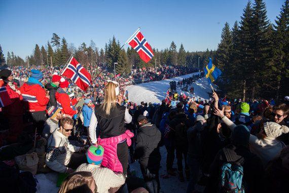 びっくり!ノルウェー人の冬W杯の楽しみ方が想像以上にすごすぎた