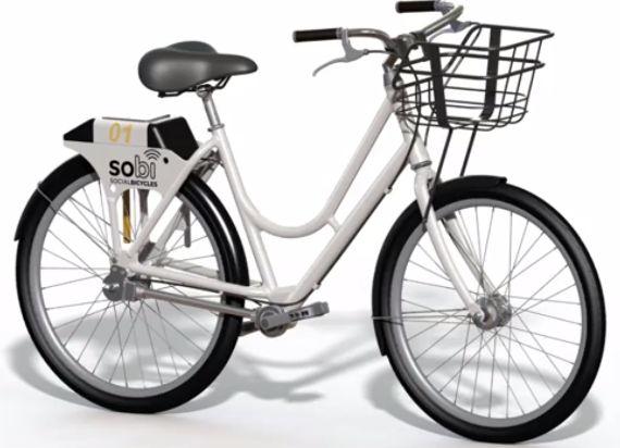 自転車が生まれ変わる!?リチャード・ブランソンも絶賛した「Rubbee」