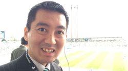 ALSを公表したFC岐阜・恩田社長、ホーム開幕戦を振り返る