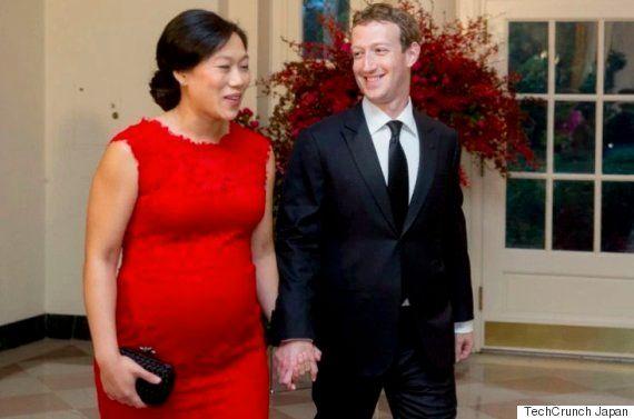 ザッカーバーグ夫妻、2人目の赤ちゃん誕生へ