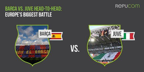 UEFAチャンピオンズリーグ決勝 バルセロナvs.ユベントス、ピッチ外の戦い
