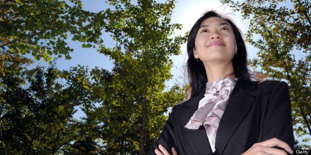 Confident Businesswoman -