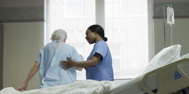 寝たきりの人がいきいきと生活するためには?【私達を支える看護学(1)】