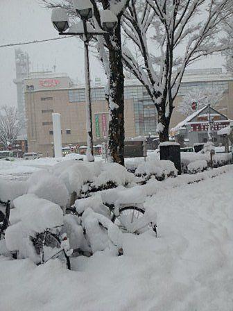 東京は20年ぶりの大雪、このあと大雪の中心は北へ (中谷雪乃)