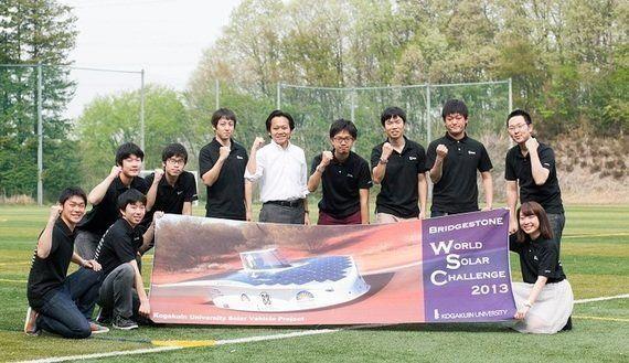 一目置かれるチームになりたい!──世界最大のソーラーカーレースに挑む学生だけのチーム