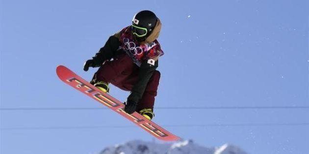 角野友基がスノーボード男子スロープスタイルで8位入賞
