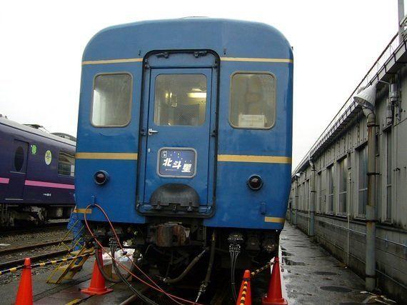 日本最長距離旅客列車の半世紀