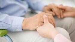 介護サービスか家族介護か。