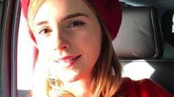 「私はニンジャの妖精」エマ・ワトソン、今日もこっそり本を置く(動画)