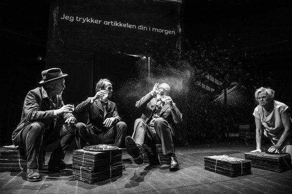 北欧ノルウェーでイプセン祭、演劇でみる人間模様