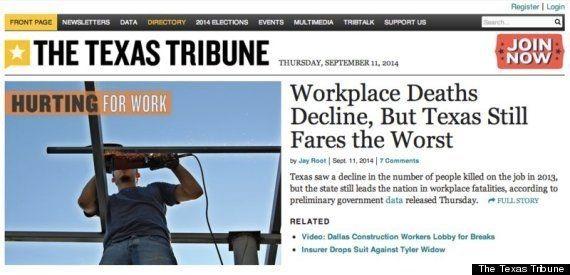 年間1億円以上を稼ぐNPOメディア「テキサス・トリビューン」の3つの特徴