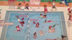 「黒人は悪い子」「白人はクール」アメリカ赤十字の「人種差別」ポスターに批判