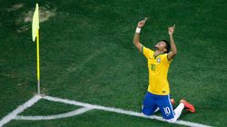 ネイマールだけじゃない。勝負を決めたブラジルの駆け引きをデータで見る【W杯】