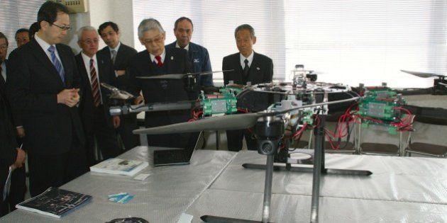 「福島をロボットバレーに」