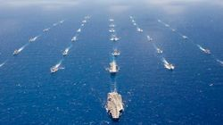環太平洋合同演習(リムパック)に27カ国が参加 海洋生物への影響は配慮されているか