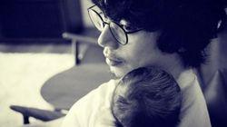 水嶋ヒロ、すっかり父親の顔に【画像】