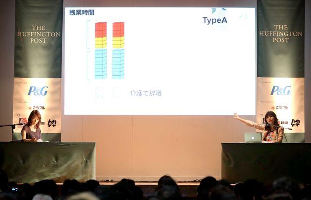 小室淑恵さんと長野智子編集主幹が語る、これからのワーク・ライフバランス【ハフポスト1周年イベント】