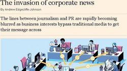 〝ブランドジャーナリズム〟はジャーナリズムの脅威か?