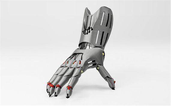3Dプリントが可能にする誰もが義肢を設計する未来