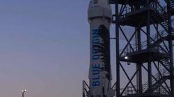 アマゾン創業者ジェフ・ベゾスのロケットが垂直着陸に成功 宇宙旅行に大きな前進(動画あり)
