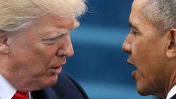 トランプ大統領、「オバマ氏が盗聴した」と主張 ホワイトハウスやFBI巻き込み混沌
