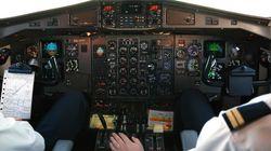 最低賃金で働く、アメリカのパイロットたち