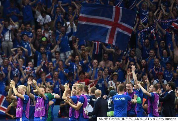 アイスランドがイングランドに歴史的勝利 BBC「レスターより人口少ないのに...」とショック隠せず【ユーロ2016】