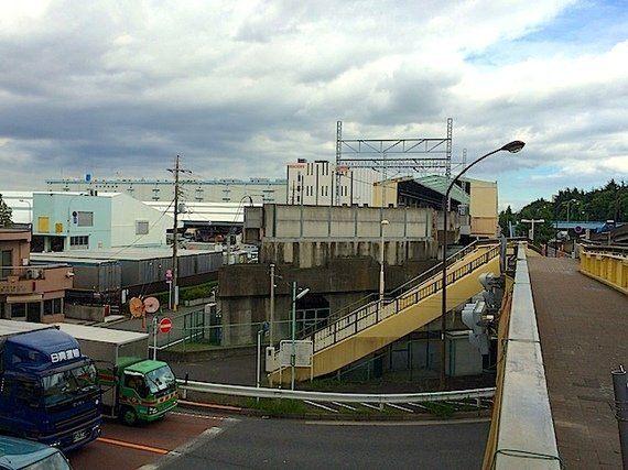 都営三田線、西高島平から先へ延ばす?―高島平まちづくり