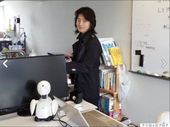 村木厚子さんと一緒に「分身ロボットOriHime(おりひめ)」に会ってきました!!!(^_^)/