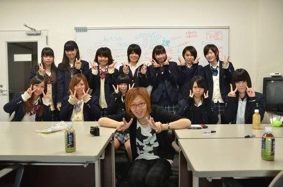 女子高生が市役所課員・【鯖江市JK課】は、行政に「ゆらぎ」を引き起こす社会実験だ!
