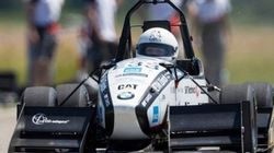 【動画】スイスの学生たちが作り上げた電気自動車が、0-100km/h加速の世界記録を更新!