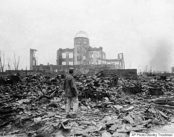 オバマ大統領の広島訪問は、原子爆弾が戦争での勝利をもたらしたわけではなかったことを教えてくれる
