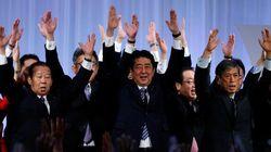 安倍首相、2021年まで自民党総裁が可能に 任期を「連続3期9年」に延長
