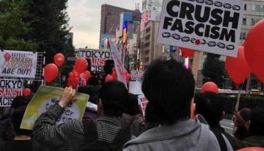 【東京大行進】ヘイトスピーチ・差別反対訴えSEALDsらパレード(画像集)