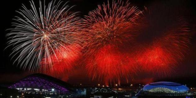 ソチオリンピック閉幕 IOCのバッハ会長「素晴らしい大会だった」