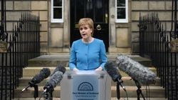 【EU離脱】スコットランド「独立の住民投票をもう一度」