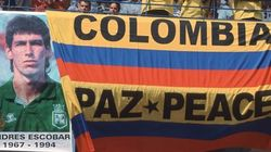 【エスコバルの悲劇】コロンビア代表を襲ったワールドカップ史上最悪の事件とは