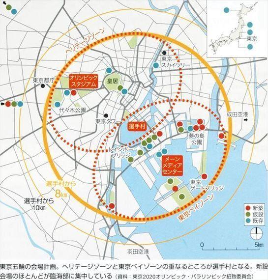 「2020年に東京は旧市街と新市街に分裂する」 ――五輪の生むデュアルシティをハッキングせよ!